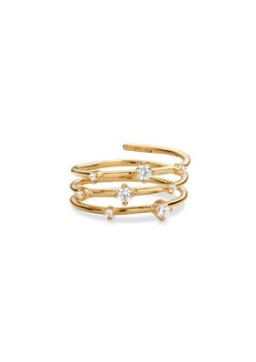 Hoops - Pierres blanches