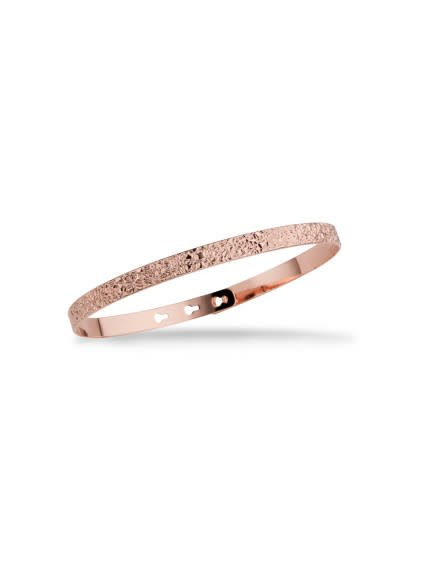 Bracelet texture piquée