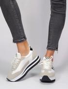 Jogger all white