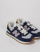Factory Store New balance 574 navy