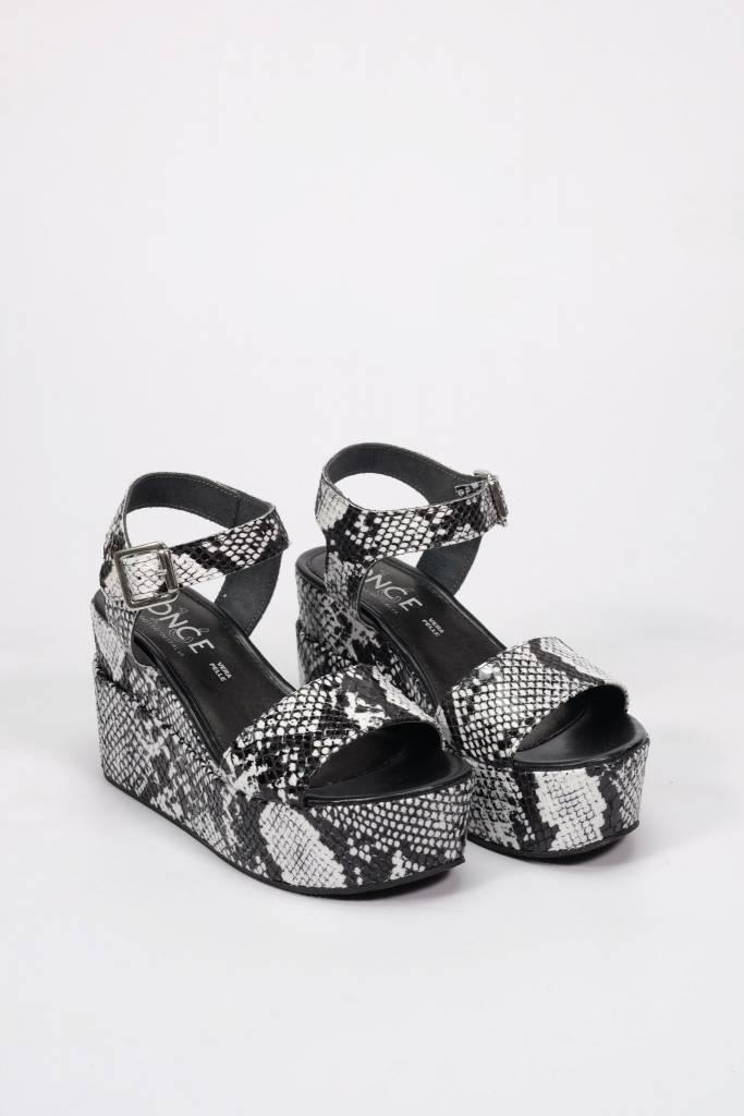 Collection Store Compensées En Cuir Factory Nouvelle Femme Sandales UzMGpSVq