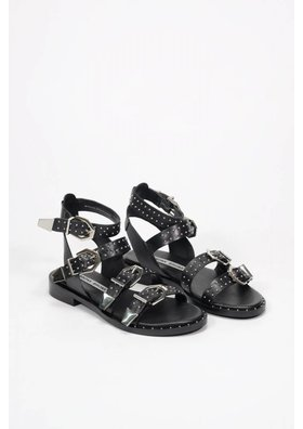 Factory Store Oily Vintage Black