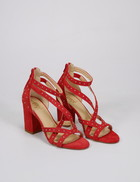 Factory Store Lily Red