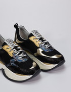 Factory Store Victor black gold