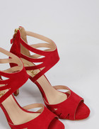 Factory Store Clio red