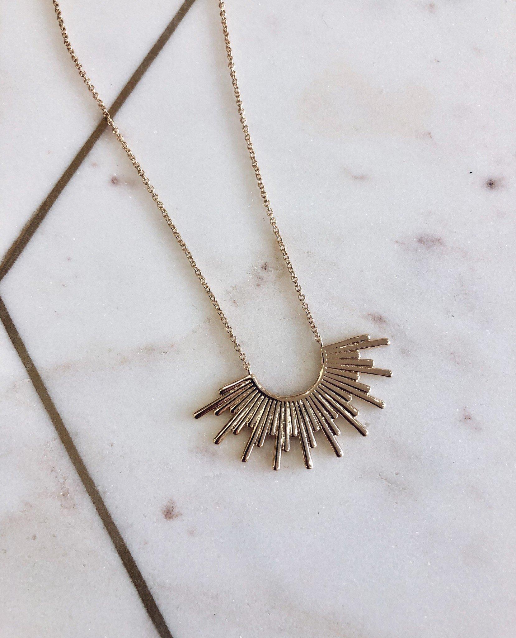 Factory Store Sunshine necklace