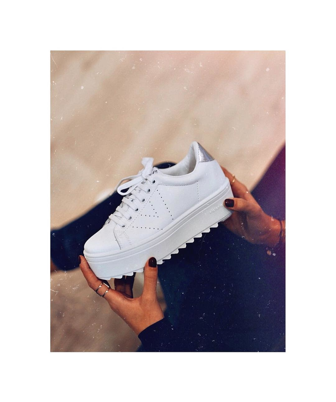White sneakers for woman New collection Factory Store