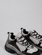 Factory Store Lea zwart en grijs