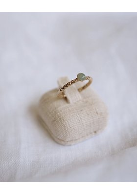 Factory Store Ring Romie Green water