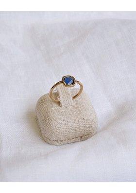 Factory Store Blue Jill Ring