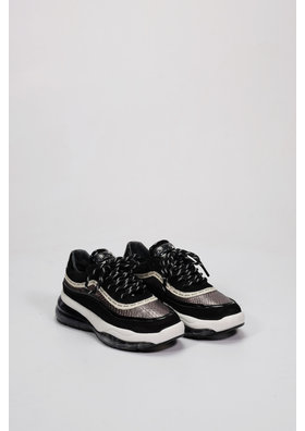 Factory Store Bubbly Black