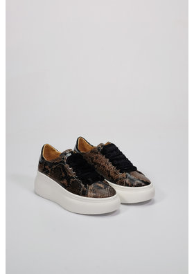 Factory Store Liam Python & fluweel
