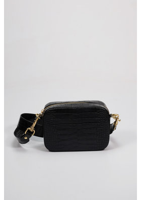 Factory Store Constance Black Croco