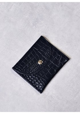 Factory Store Black Card Holder