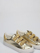 Factory Store Arcade straps gold tiger