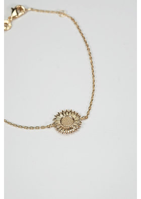 Factory Store Sunflower Bracelet