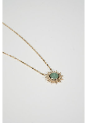 Factory Store Green Sunni necklace