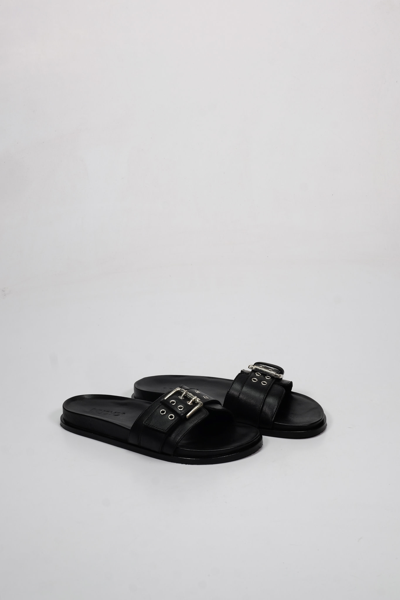 Factory Store Kinie Black Buckle