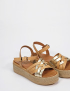 Factory Store Kania Camel & Gold