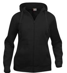 Basic Hoody Full Zip Ladies