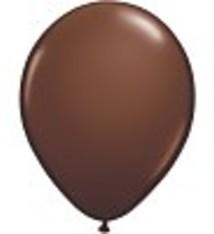 """Ballonnen 12"""" bruin"""