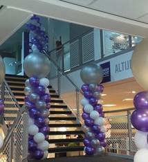 Ballonnen pilaar vanaf 2 stuks