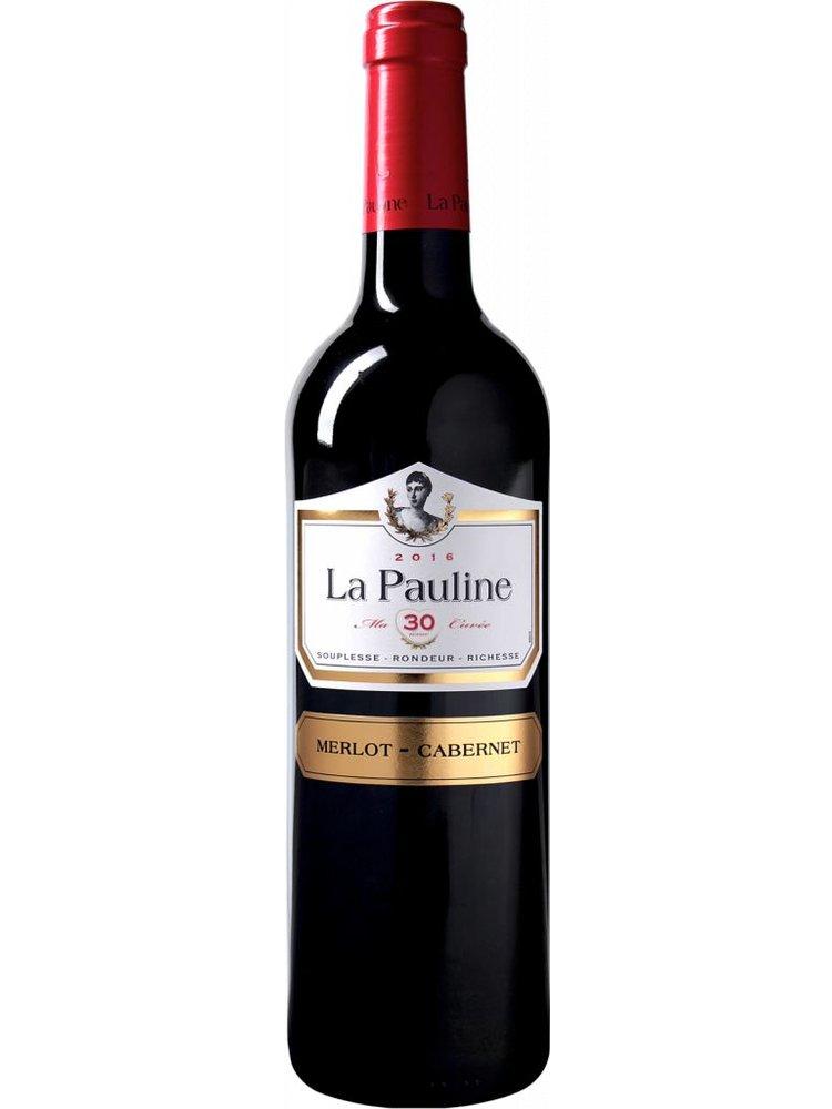 La Pauline Ma 30ieme Cuvée Merlot-Cabernet IGP Pays d'Oc