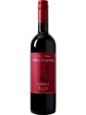 Lovelli Nero d'Avola IGT Terre Siciliane