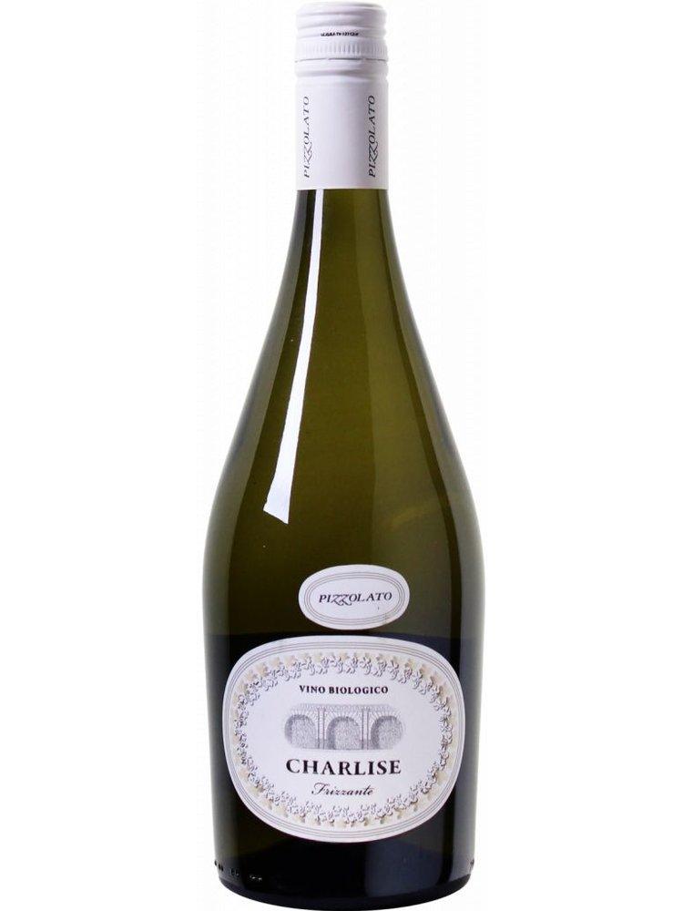 Pizzolato Charlise Chardonnay Frizzante IGT Veneto (Organic)