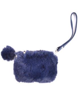 Portemonnee faux fur
