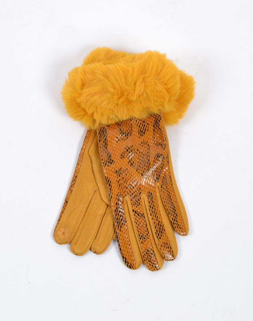 Snake handschoenen