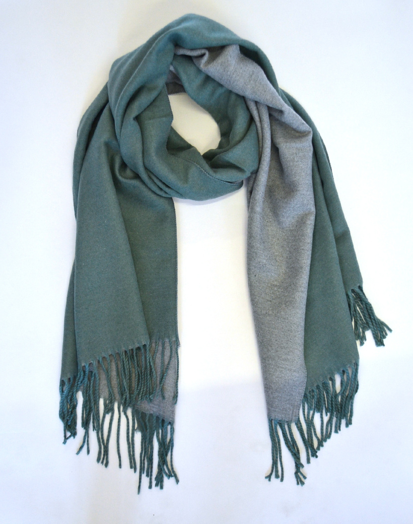 2 Side sjaal
