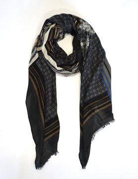 Bloem sjaal