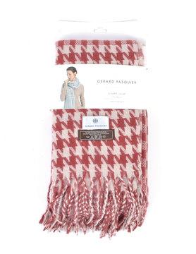 Pied de poule sjaal