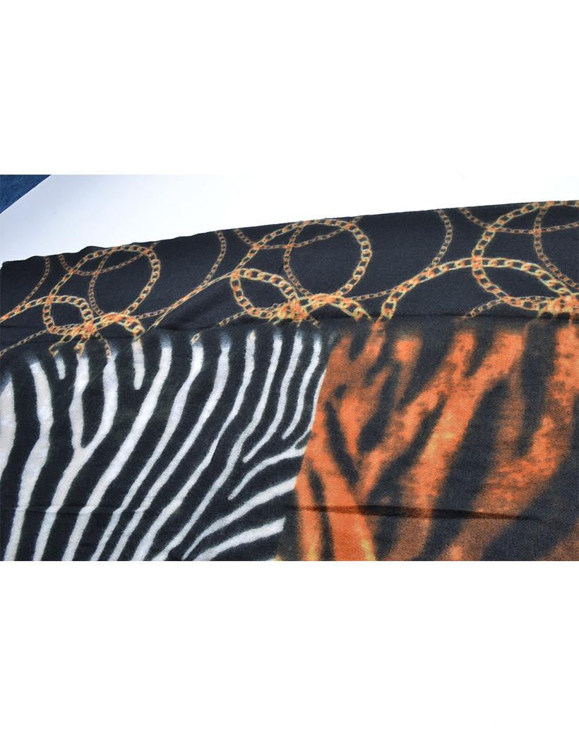 Panter zebra sjaal