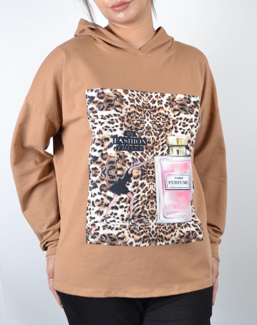 Parfume hoodie
