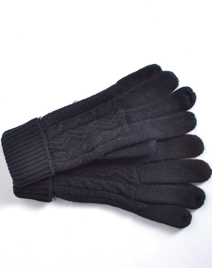 Handschoen zigzag