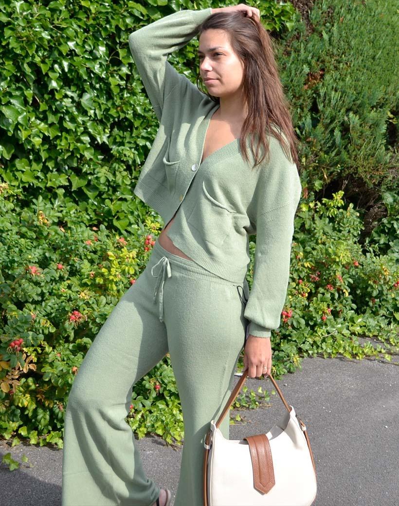 Jade vest