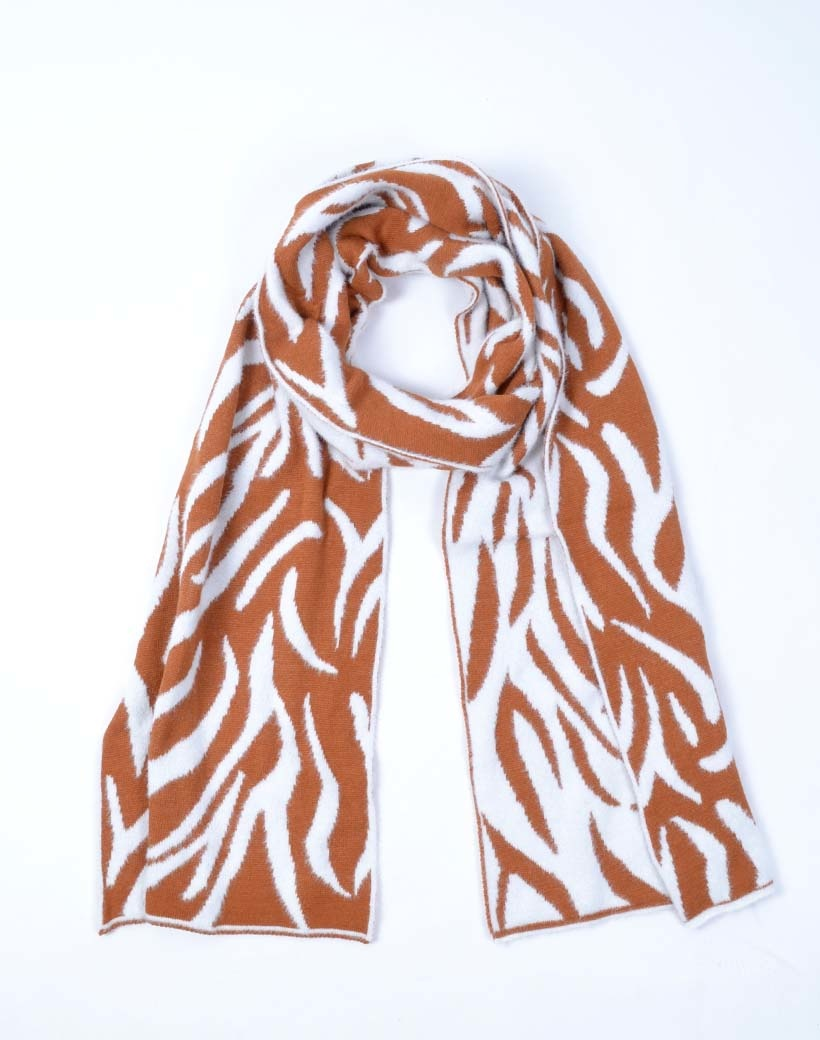 Zebra sjaal