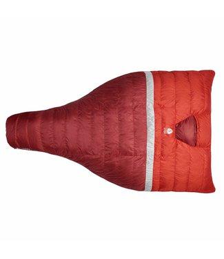 Sierra Designs Slaapzak - Backcountry Quilt 20 / 700 Dridown