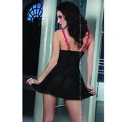 Livia Corsetti Fashion Lotus Jurkje - Zwart