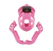 Locked in lust The Vice Mini Pink