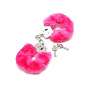 Rimba RIMBA - Police Handcuffs with Pink Fur