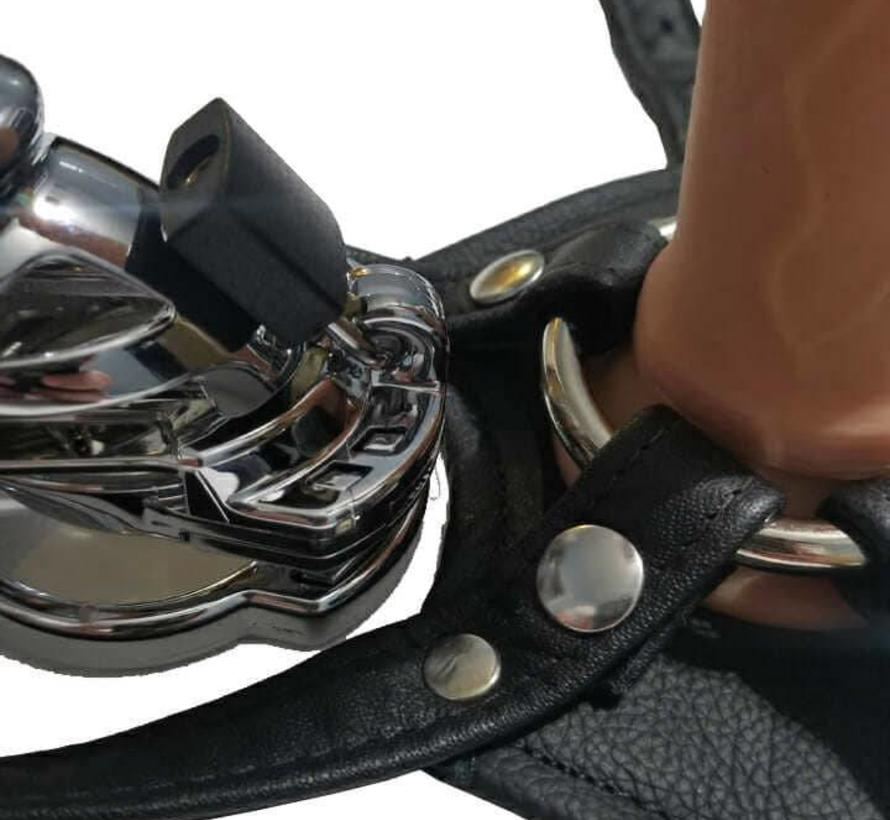 Crotch Rocket Strap-On Inclusief Dildo