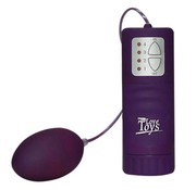 You2Toys Velvet Purple Pill waterproof