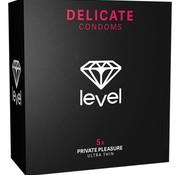 Level Delicate Condooms - 5 Stuks