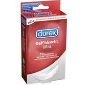 Durex Durex Sensitive Ultra Condooms - 10 stuks