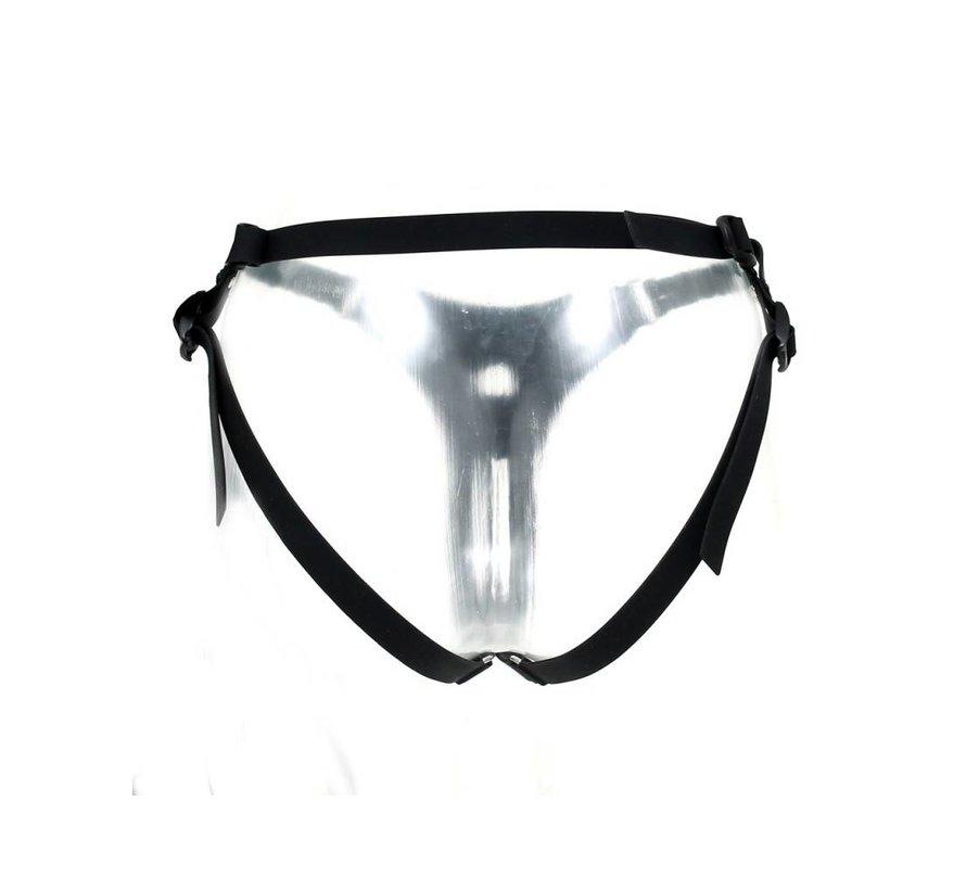 Rimba - Silicone Strap-On Harness zonder Dildo