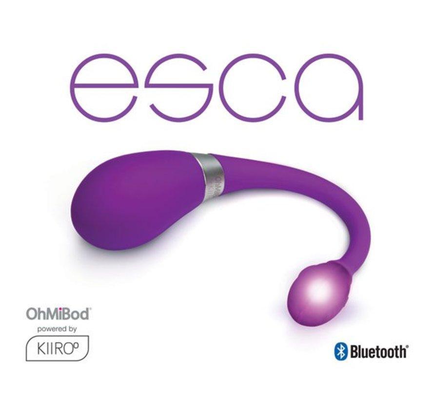 Kiiroo - OhMiBod Esca2 Paars