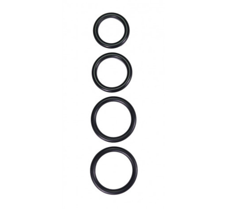 Rimba - Rubber cockring 40 mm